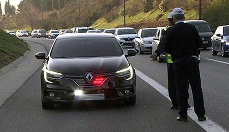 Açığa alınmıştı; 'Çakar'ı durduran polisten yeni haber