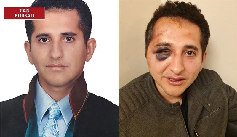 İşkence gören avukatın gözaltına alındığı görüntüler ortaya çıktı