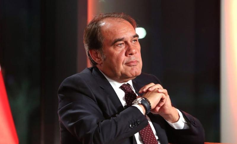 Futbol Federasiyasının prezidenti istefa verdi
