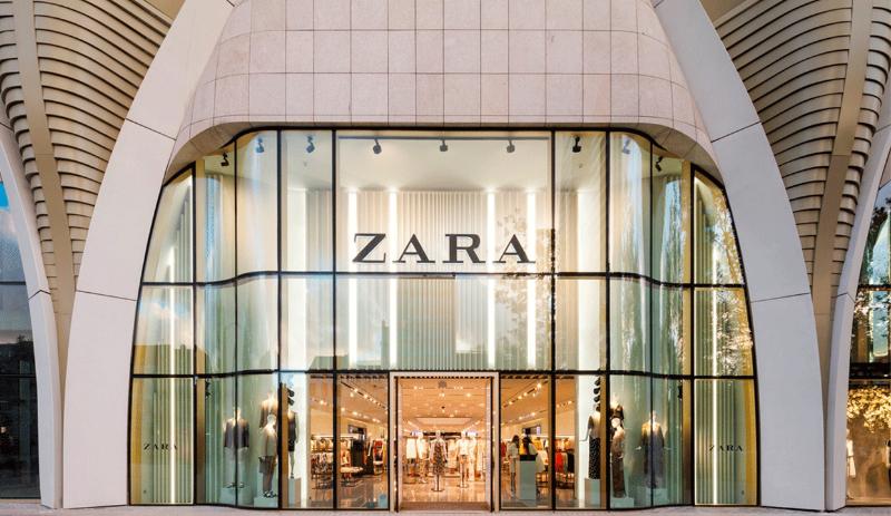 f318fb95d9dd7 Zara AVM'lerdeki mağazalarını kapatıyor - Artı Gerçek