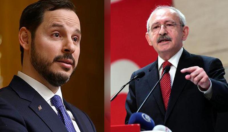 berat albayrak'tan kılıçdaroğlu'na cevap ile ilgili görsel sonucu