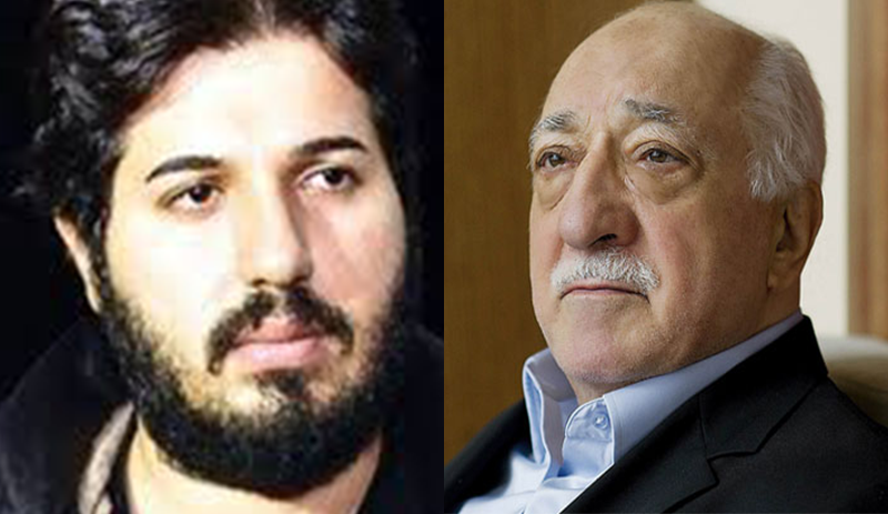 Image result for ZARRAB VE GÜLEN