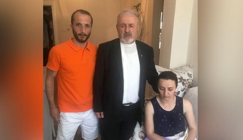 Saldırıya uğrayan Ermeni aile Ermenistan'a dönüyor