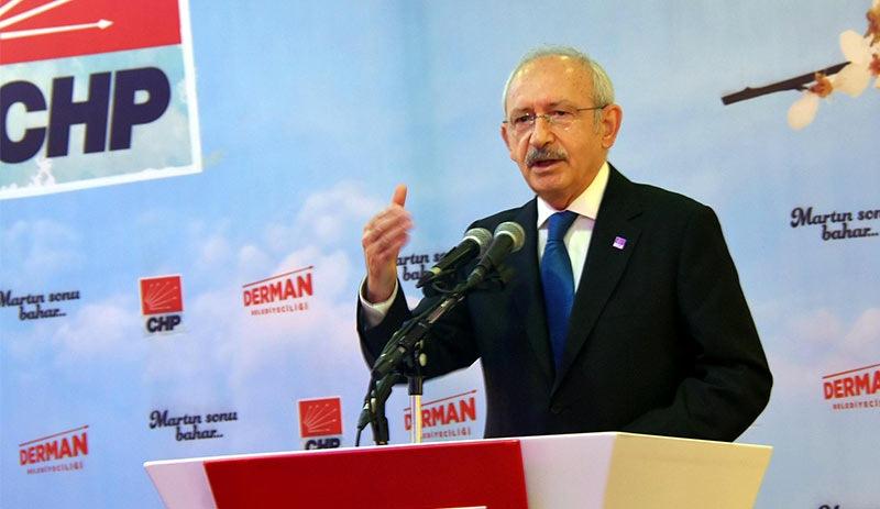 Kılıçdaroğlu: 17 yılın sonunda milleti soğan kuyruğuna soktular ile ilgili görsel sonucu