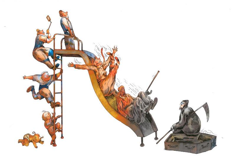 karikatür oscarları 36. ile ilgili görsel sonucu