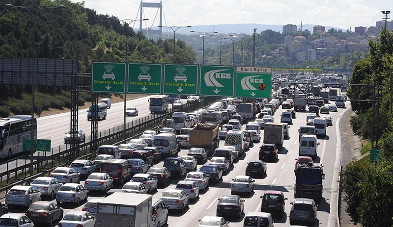 Tüm köprü ve otoyol geçişlerine yüzde 20 zam