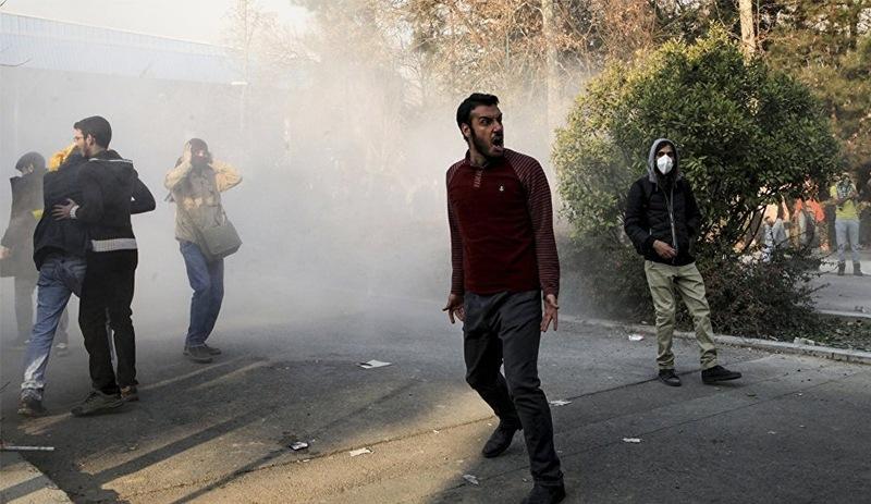 İran'da kanlı bilanço artıyor