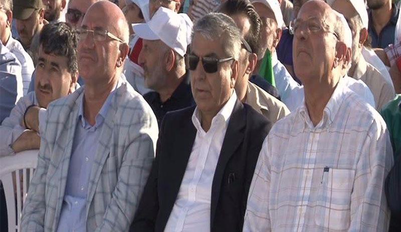 CHP yine Yenikapı'da