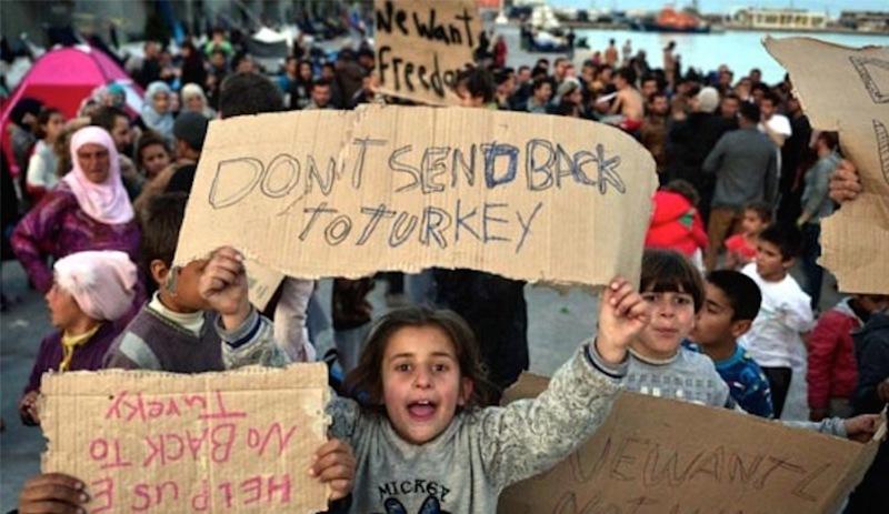 AB Türkiye'ye 3 milyar Euro'luk yardımı onayladı