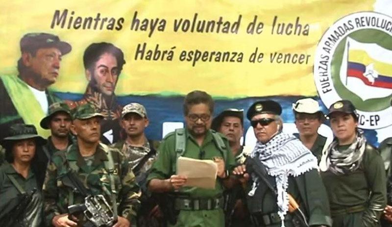 FARC'tan 'silahlı mücadeleye dönüş' açıklaması