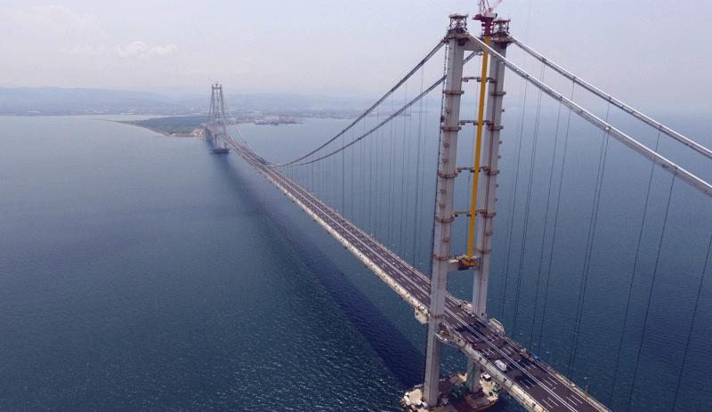 Osmangazi Köprüsünün geçiş ücretinde indirim