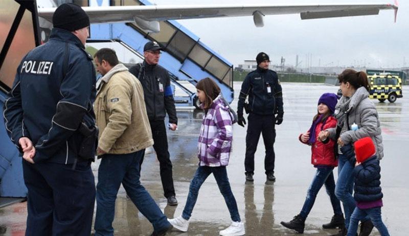 Geri dönmek isteyen sığınmacıya 3 bin Euro teşvik