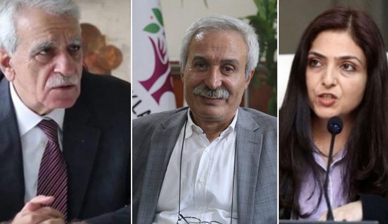 Diyarbakır, Van ve Mardin Belediye Başkanları görevden alındı, yerlerine kayyım atandı