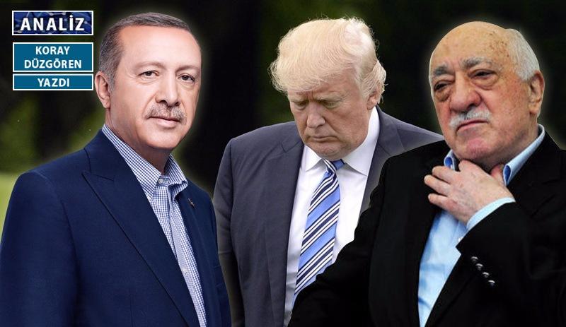 Erdoğan'a ABD'de Gülen sürprizi
