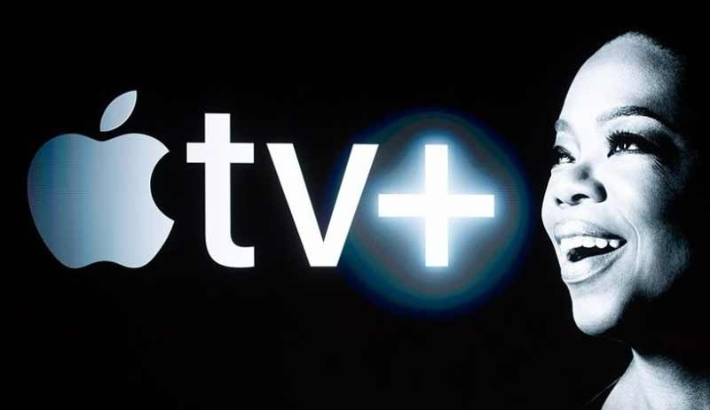 'Apple TV+ geliyor'
