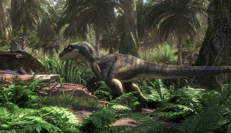 Netflix'ten Jurassic World dizisi