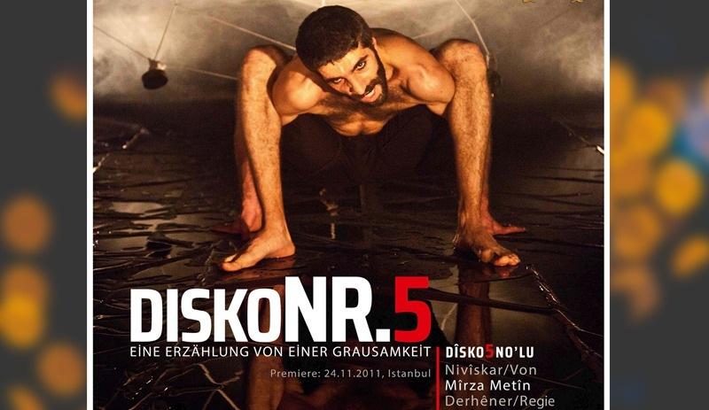 Disko 5 No'lu – Şermola Performans Köln'de sahleniyor