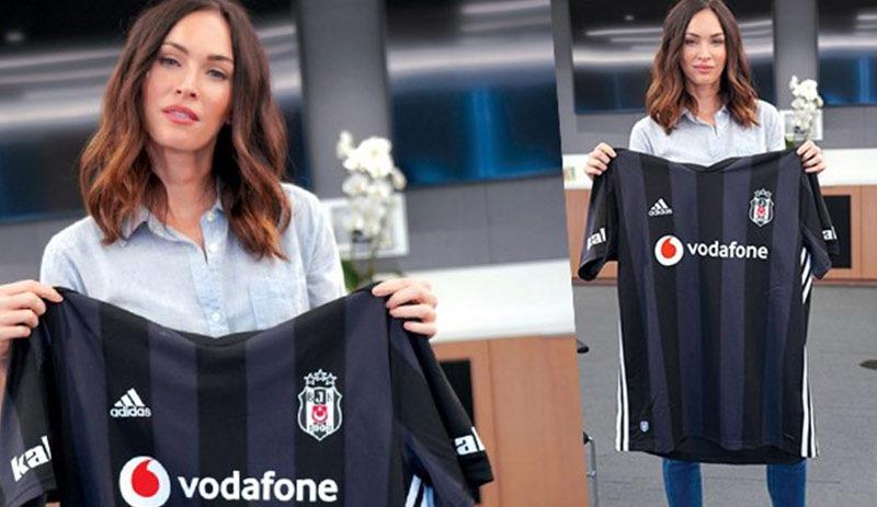 Megan Fox: Beşiktaş'ın maçını izlemek istiyorum
