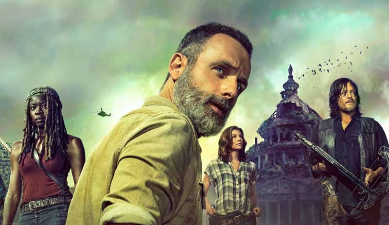The Walking Dead'in yeni sezonu başlıyor