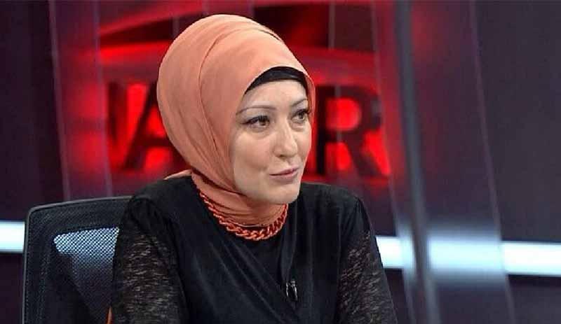 Yeni Şafak gazetesinin yazarı Özlem Albayrak ile ilgili görsel sonucu