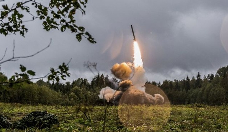 ABD, Rusya ile imzalanan INF nükleer silah anlaşmadan çekiliyor