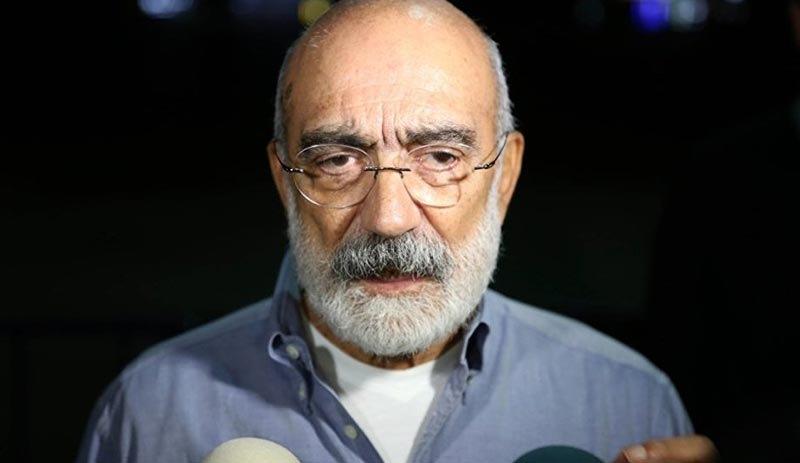 Ahmet Altan'a tutuklama kararı: Mahkemeden önce Sabah duyurdu